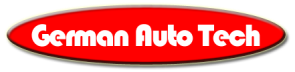 German auto tech logo