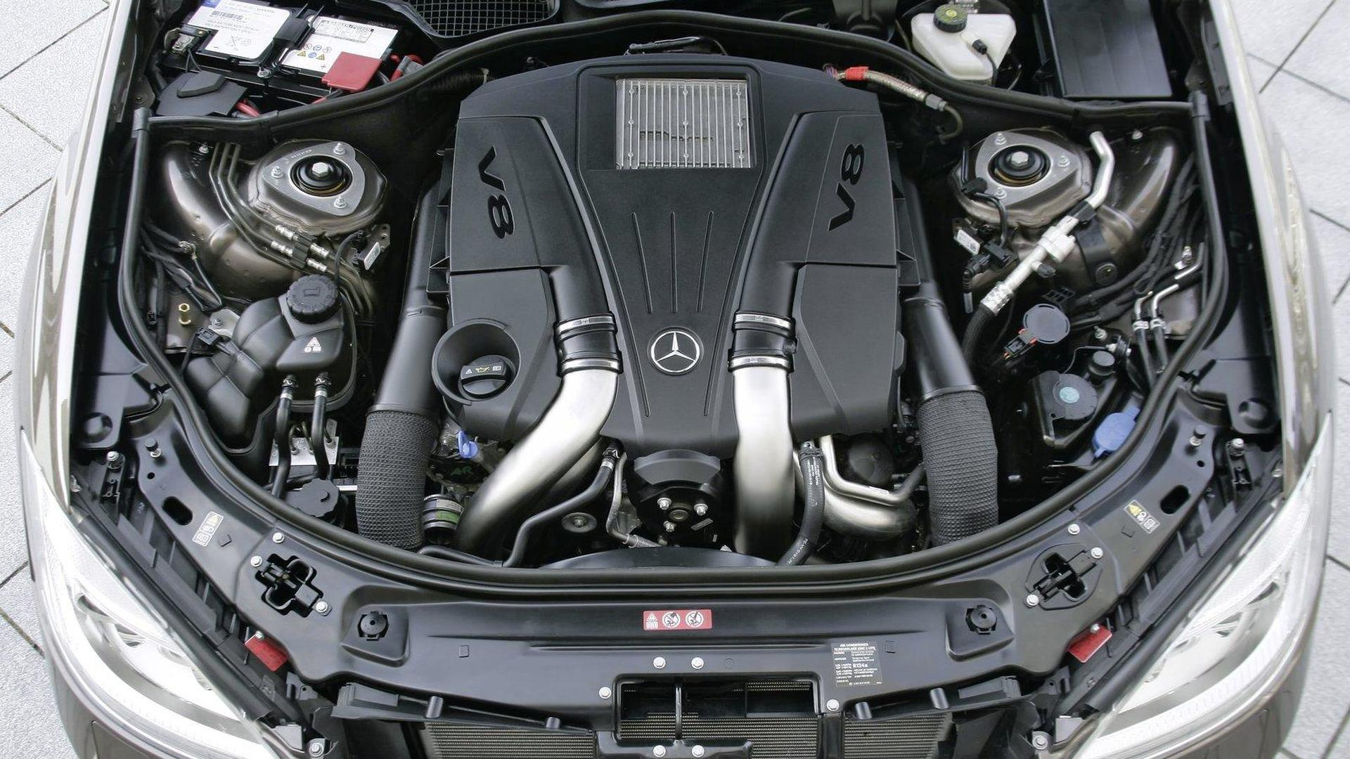 mercedes-engine